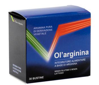 Vol'arginina cloroidrato bustine